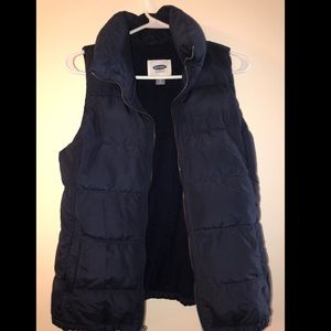 Old Navy Jackets & Coats - Navy puffer vest